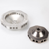 Rapid prototyping cnc machining for big aluminum flange by SH group