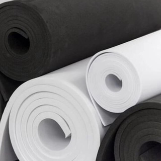 Eva foam sheet roll made by Shunho EVA solutions in China