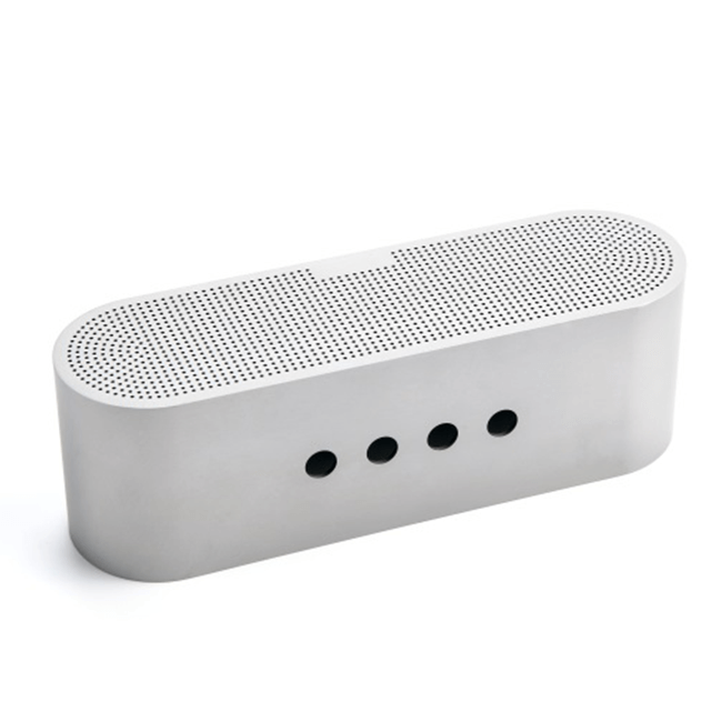 Aluminium box extrusion for smart bluetooth speakers