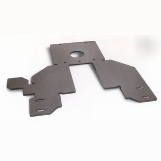 laser cut parts for stainless steel made by SH metal solutions