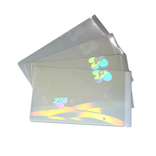 Hologram sticker printing for ID Card by Shunho printing solutions